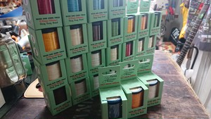 Yue Fung Poly Braid Thradユーフェン ポリブレイド0.55mm(50m巻)手縫い専用糸