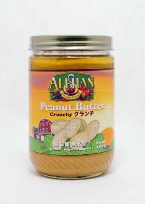 ピーナッツバタースムース 454g