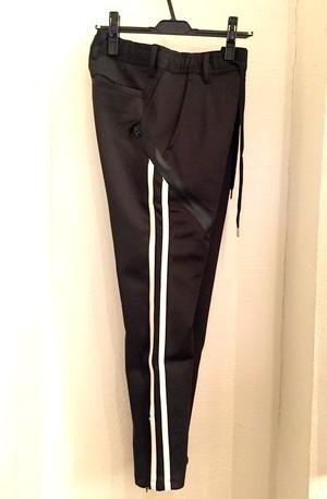 Aqua Gurad Pocket Jersey Pants Black