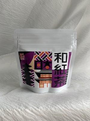 すみれ茶【和紅茶】ORGANIC TEA サイズ小(20g)