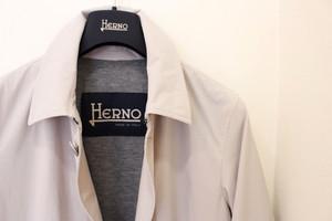 HERNO Soutien Collar Coat
