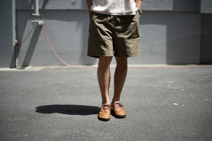 ENDS and MEANS / EASY BAKER SHORTS