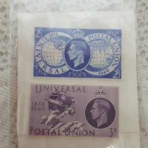 切手 1702y46