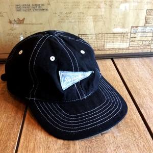 SUBLIME(サブライム) DYED B.B CAP ワッペン BLACK