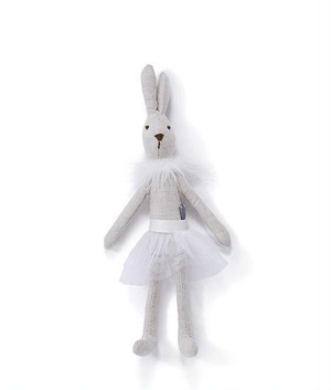 NANAHUCHY / Ballerina Bunny-White