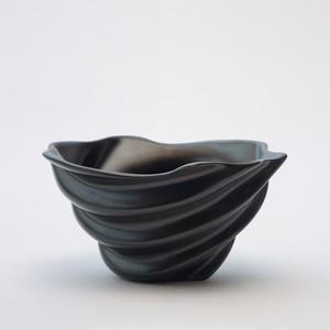 spiral  bowl〈rock〉