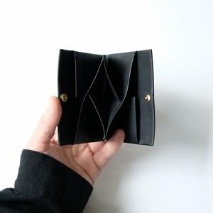 namecardcase - 名刺入れ - bk - プエブロ