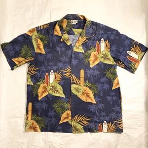 ALOHA REPUBLIC アロハシャツ Made in HAWAII