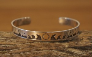 sun&wave bangle
