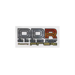 ステッカー(中)《D.D.R》
