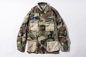CUSTOM ARMY JKT T-5