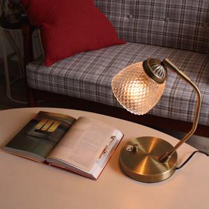 テーブルライトYTL-541 無段階調光 E17 40W LED電球対応 ヴィンテージ アンティーク