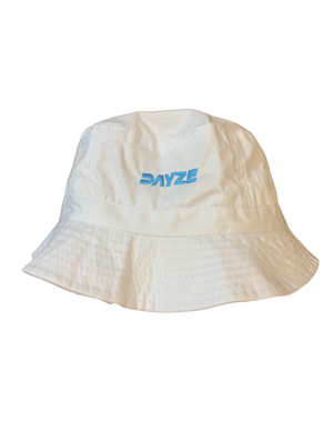 DAYZE backet hat - white