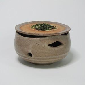 茶香炉  陶器(信楽焼)製【SO-4617】