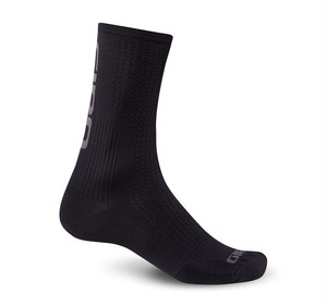 GIRO HRC TEAM SOCKS / Black / Dark Shadow