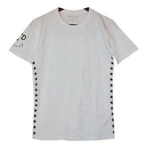 N°Dオリジナル/SIDE STAR/スリムフィット/Tシャツ/ホワイト