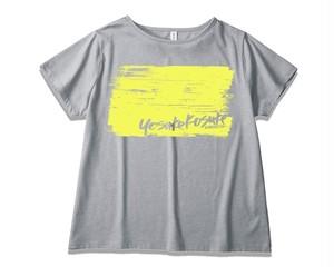 ドルマンTシャツ(グレー)