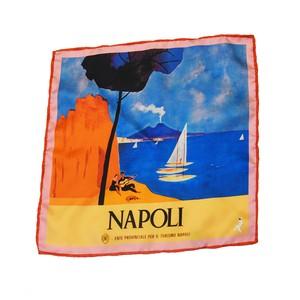 【新入荷】Spacca Neapolis ポケットチーフ - NAPOLI SEA