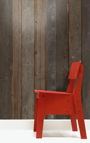 海外取り寄せ【NLXL】 PIET HEIN EEK  scrap wood wallpaper  PHE-04