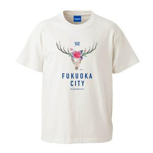 護国神社 蚤の市(鹿) Tシャツ