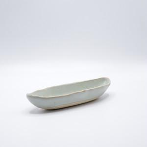 月白瓷 小鉢【藤井 憲之】