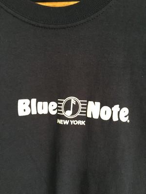Blue Note NEWYORK ブルーノート ニューヨーク ロゴ Tee シャツ / JAZZ ジャズ 音楽 ライブ