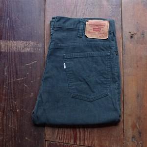 1980s Levi's 517 - 1532 Corduroy Pants Green / リーバイス コーデュロイパンツ 緑 ブーツカット
