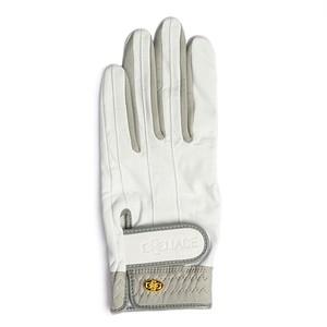 Elegant Golf Glove white-grey < 左手 >