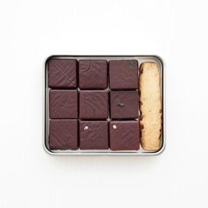静岡素材のボンボンショコラ
