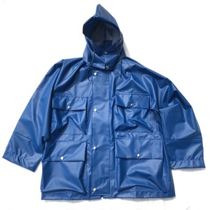 EFILEVOL エフィレボル / Ozaki Sangyo × EFILEVOL City Rain Coat / Blue