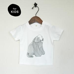 Kids T-shirt/ Mont Blanc Dog