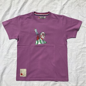 SEVESKIG セヴシグ / T-SHIRTS(TRUMP) / PURPLE
