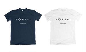 PORTAL ロゴT