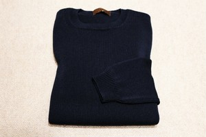 Vandori Summer Knit Navy VKT10024