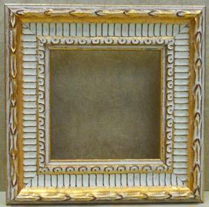 入荷予定10月下旬/額縁アンティークおしゃれフレームA-60023ゴールド額縁寸法80mm×80mm窓枠寸法68mm×68mm2mmアクリル裏板付 壁掛け用/箱なし/