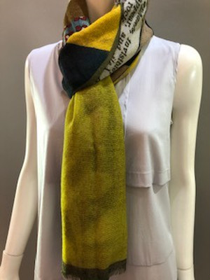 LARIOSETA スカーフ K246/10837