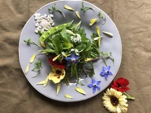 特別な日を祝うサラダセット