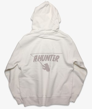 CASTING BEAR HOODIE OFF-WHITE
