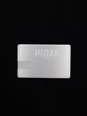 【HIDAKA】USB card