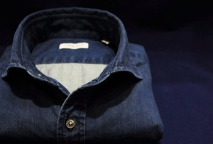 CADETTO ORIGINALS SHIRTS Biowash Denim