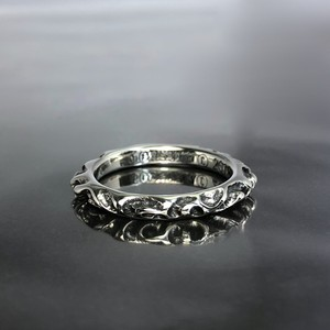 CRATER RING three / クレーターリング 3mm