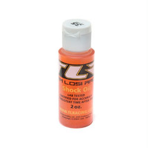 TLR74008 SILICONE SHOCK OIL, 35WT, 2 OZ