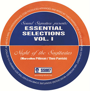 "【12""】Marcellus Pittman & Theo Parrish - Essential Selections Vol.1"