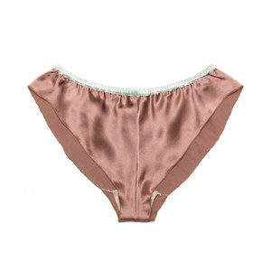"""YASMIN"" Loose Mini Panty (MOCHA/MINT)"