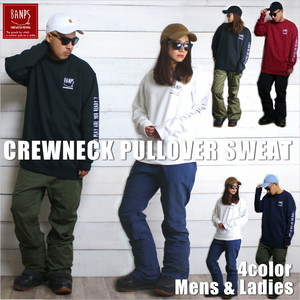 CREWNECK SWEAT smileMN bp-95
