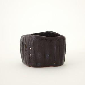 【一点物陶器】浅野勉/チョコレートみたいな陶器