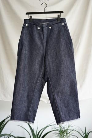 TUKI - type 3, loose fit jeans (indigo)