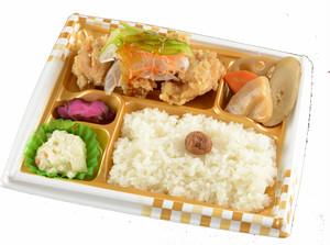 ④鶏の南蛮風あんかけ500円税込