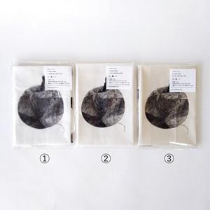 イラストハギレ 糸玉の実+ミニ