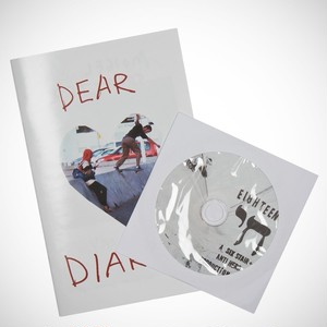 ANTI HERO DEAR DIARY SK8 DVD